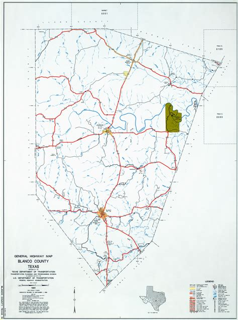 texas county road map texas county highway maps browse perry casta 241 eda map collection ut library