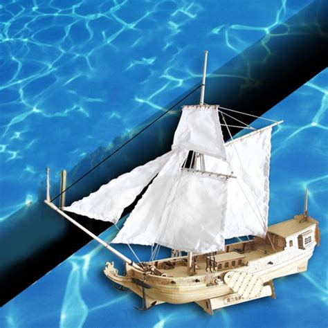 diy fishing boat kits 310mm wooden ship model diy fishing boat laser cut