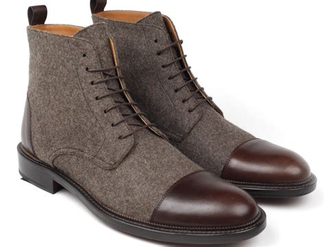 boots from boot in brown from taft