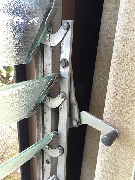 jalousie mechanismus repairing jalousie window rivets swisco