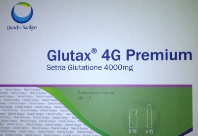 Glutax Premium securingindustry daiichi sankyo issues warning about suspect product