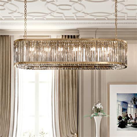 luxury modern designer oval chandelier juliettes interiors