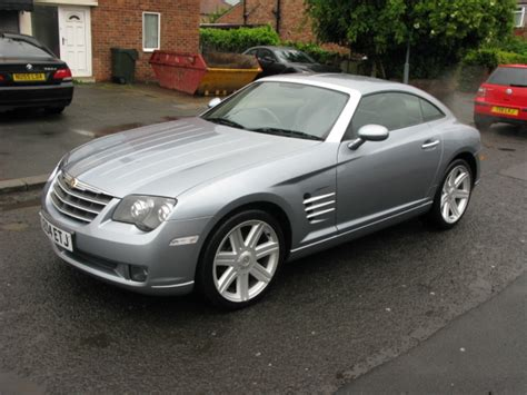 chrysler crossfire v6 chrysler crossfire 3 2 v6 photos and comments www