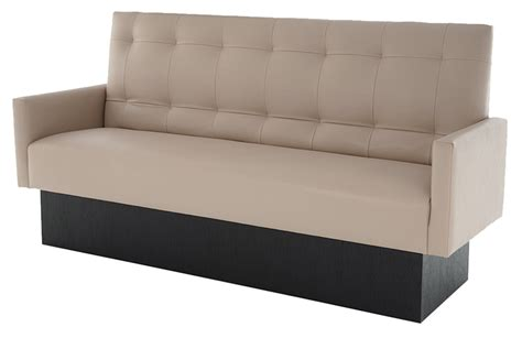 banquette chair sofa banquette banquet seating the sofa chair company