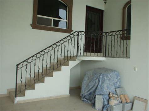 imagenes de barandales minimalistas barandal de escalera herreria y forja
