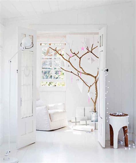miraculous indoor minimalist christmas decorations ideas 15 modern christmas decorating ideas design milk