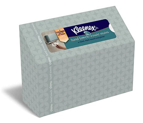 paper towels bathroom kleenex 174 disposable bathroom hand towels