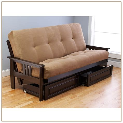 king futon king size futon bed