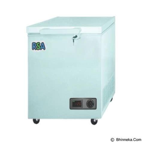 Harga Freezer Rsa jual rsa chest freezer cf 100 murah bhinneka