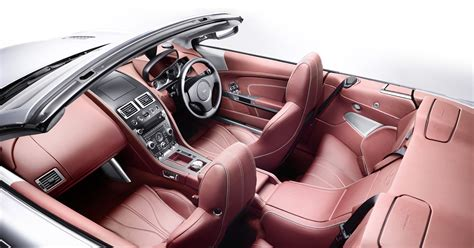 Aston Martin Db9 Interior Pictures by Aston Martin Db9 Overview