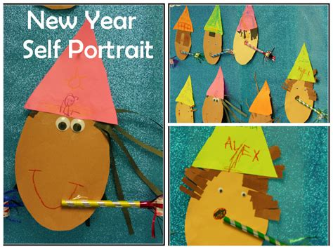 new year preschool new year crafts and activities created tips