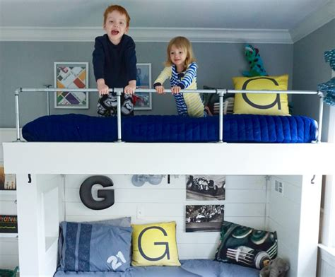 cer bunk beds bed rails for cer bunks tent bunk bed with attached
