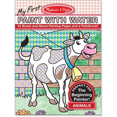 paint with water coloring book doug my paint with water coloring book