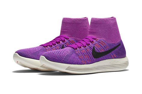 Sepatu Nike Lunarepic Flyknit purple grey womens nike lunarepic low flyknit shoes