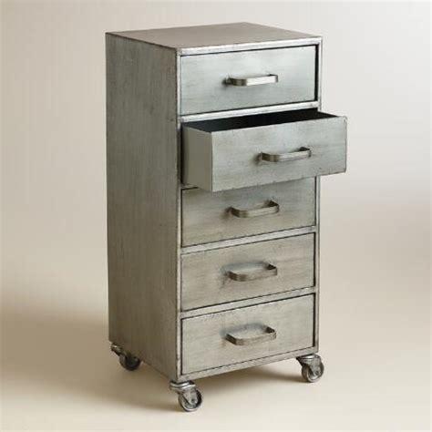 market file cabinet metal 5 drawer jase rolling file cabinet market