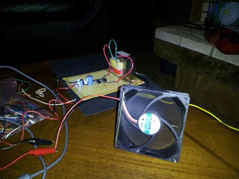 ac powered computer fan how to a cheap usb powered fan