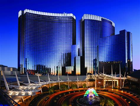 the five best non casino hotels in las vegas hopper blog aria las vegas resort and casino las vegas lasvegasjaunt com