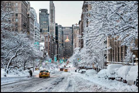 imagenes de nueva york invierno clima de estados unidos turismoeeuu