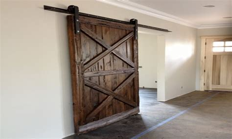 Roller Barn Door Wood Sliding Barn Doors Interior Sliding Barn Door For Interior
