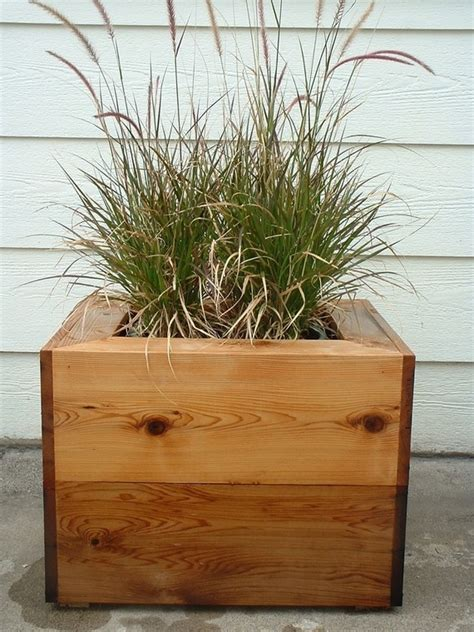 indoor wood planter 1000 ideas about wooden planters on pinterest wooden