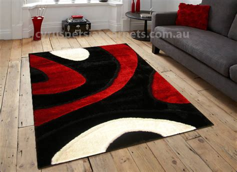 Modern Black And White Rug Awesome Bedroom Black White Area Rugs Rug Designs And Grey Circles Intended For Modern