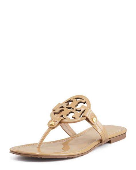 burch miller patent sandal neiman sale 50 200 purchase april 15 16