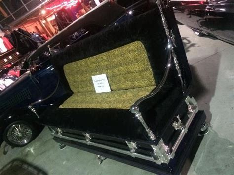 Come See The Count S Coffin Couch And All Of His Classic