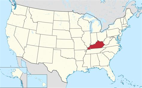 kentucky geography map where is kentucky genuine kentucky