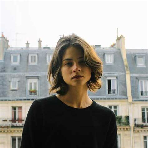chic parisian bob really adorable french style short haircuts short