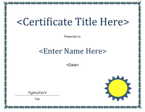 blank award certificate template award certificate templates out of darkness