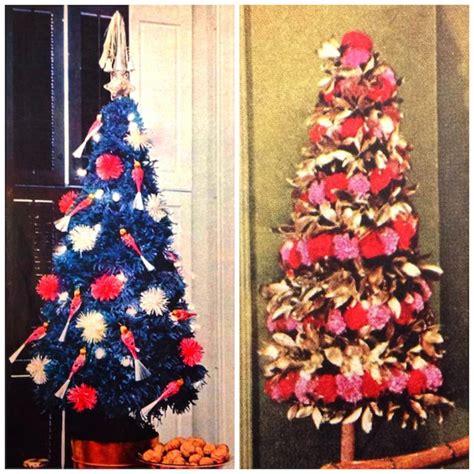 1950s christmas trees throwback thursday christmas trees