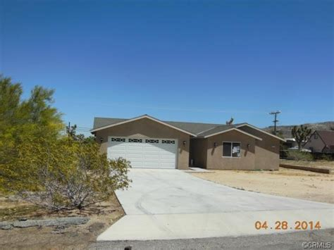 houses for sale in yucca valley ca 7713 barberry ave yucca valley california 92284 foreclosed home information