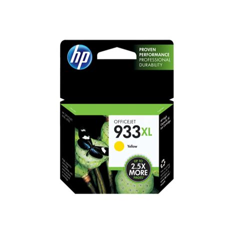 Hp 933 Xl Yellow by Hp 933xl Yellow Ink Cartridge South Africa Get A Quote