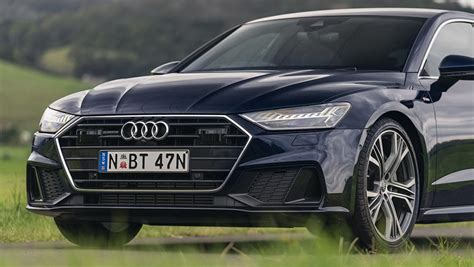 2019 All Audi A7 by Audi A7 2019 All Black Audi Review Release Raiacars