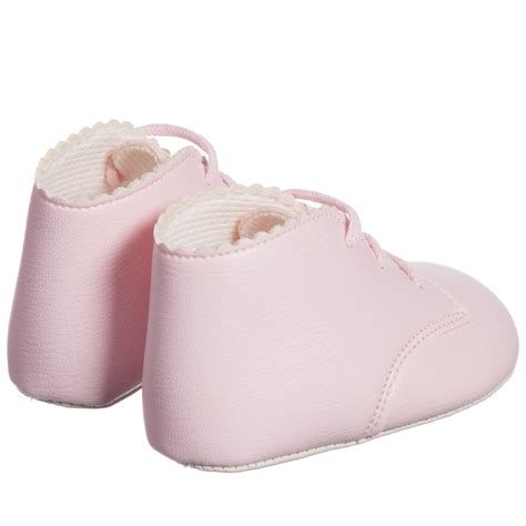 Prewalker Boot Pink 010280 Berkualitas early days baypods pink pre walker boots childrensalon