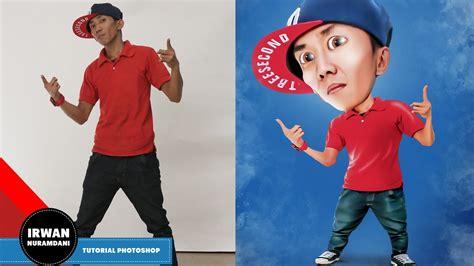 tutorial photoshop cs3 efek karikatur create karikatur 3d so simple tutorial photoshop youtube