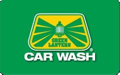 Green Lantern Gift Card - buy green lantern car wash gift cards at a discount giftcardplace