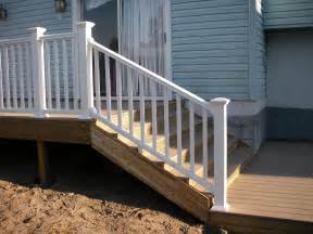 vinyl deck pinellas rad deck vinyl deck and railing