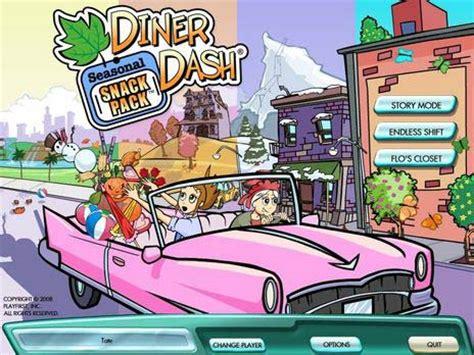 diner dash full version game free download diner dash seasonal snack pack game free download full