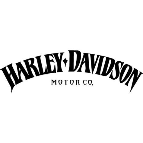 design font harley davidson 18 harley davidson logo vector images harley davidson