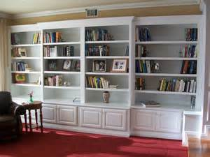 Library Bookcase Lighting Library Bookcases