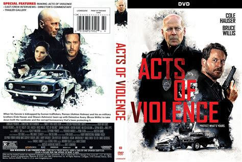 Acts Of Violence 2018 Original acts of violence dvd cover cover addict free dvd and bluray covers