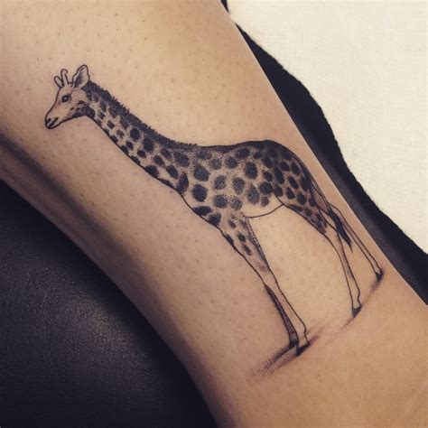 small giraffe tattoo giraffe tattoos designs ideas and meaning tattoos for you