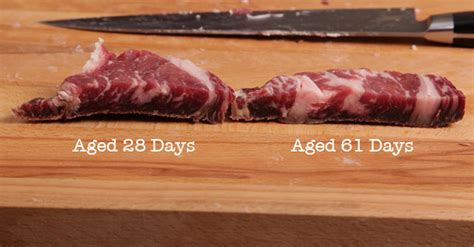 the food lab s complete guide to aging beef at home