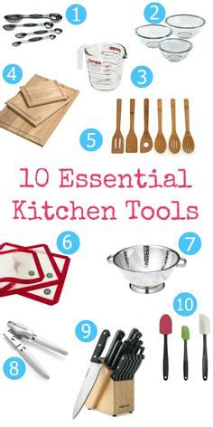 essential kitchen tools utensils canadian living something to try on pinterest disaster preparedness