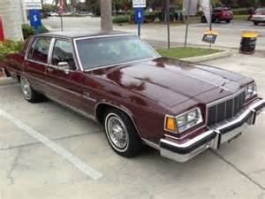1983 Buick Electra Sell Used 1983 Buick Electra Limited Sedan 4 Door 5 0l In