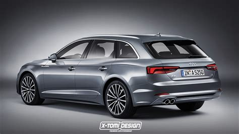 Audi A7 Kombi by X Tomi Design Audi A5 Avant