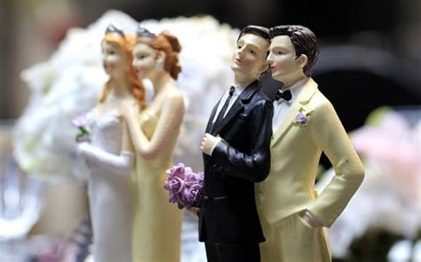 Same gender marriage statistics in america