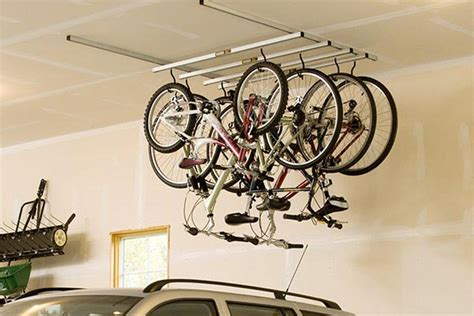 Bike Racks For Garage Ceiling by Saris 6020 Saris Cycleglide Ceiling Mount Bike Storage