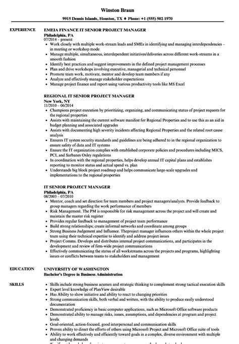 construction project manager resume new construction project manager